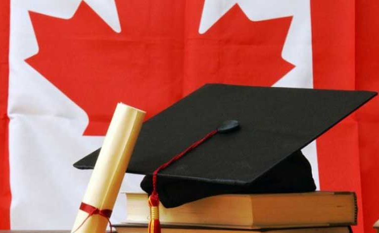 درخواست تحصیل در کانادا