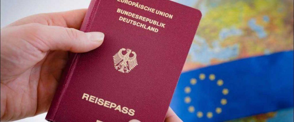 بهترین روش دریافت ویزای کاری آلمان